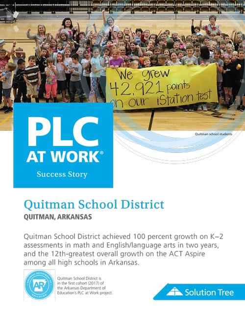 PLC Case Study: Quitman School District